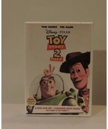 Disney TOY STORY & TOY STORY 2 (2 Pack DVD Set, 2000) - $4.95