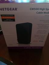 NETGEAR CM500 High Speed Cable Modem | DOCSIS 3.0 | CM500-100NAS | 2883sw - $84.14