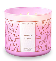 White Barn White Opal Three Wick 14.5 Ounces Scented Candle - $22.49