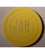 "$5.00 Illegal Casino Chip From:  ""JAH"" Club - (sku#2077) - $1.99"