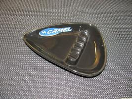Camel Black Ceramic Triangle Ashtray - $20.95