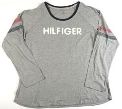 1X Tommy Hilfiger Women's Lounge Sleep Shirt Ladies Long Sleeve NEW #9