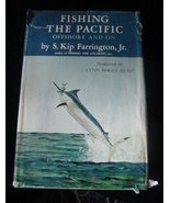 Old c.1953 Fishing The Pacific Offshore & On Ocean Book - $22.50