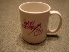 Personalized Ceramic Mug Sewing Theme - $12.50