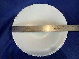 """MacBeth Evans Monax petalware salver cake plate 11"""" depression glass - $14.84"""