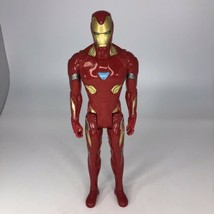 "Marvel Avengers Iron Man 11"" Action Figure Hasbro 2017 - $19.79"