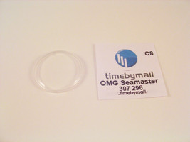 For OMEGA SEAMASTER Watch Crystal Plexi Glass Replacement Spare Part 30.7mm C8 - $19.01