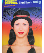 Native American Indian Squaw Halloween Costume Enactment Pocahontas  - $9.95