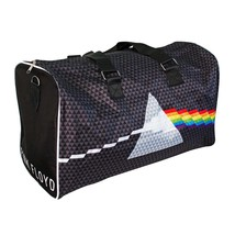 Pink Floyd Dark Side Of The Moon Messenger Bag Black - $58.98