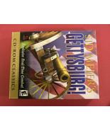 Sid Meier's Gettysburg! (PC, 2000) Big Box - $20.02
