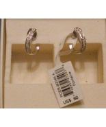 """Pierre Cardin """"Fontaine"""" Earrings - $50.00"""