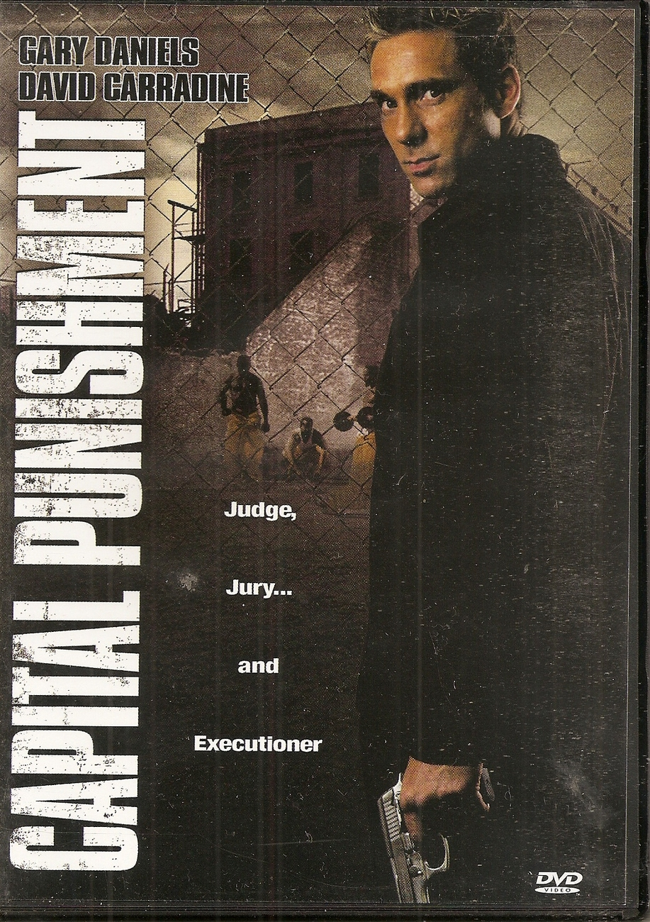 Primary image for DVD--Capital Punishment (DVD, 2003)