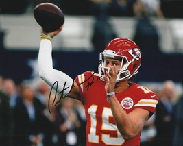 Patrick Mahomes Ii Signed Photo 8X10 Rp Autographed Kansas City Chiefs Qb - $19.99