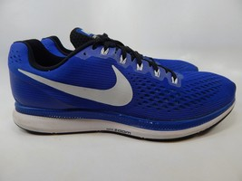 Nike Air Zoom Pegasus 34 TB Size 12.5 M (D) EU 47 Mens Running Shoes 887... - $52.80