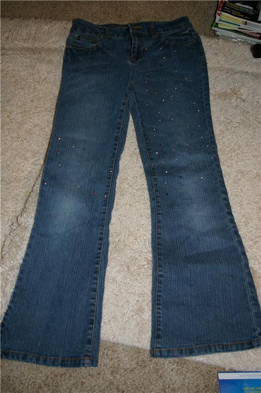 Blue Jeans Arizona Jean Co Girls Size 10