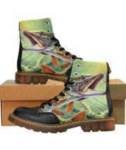 GO Fishing Fisherman Boots Men Winter Warm Bass Fishing Fish-on Tackle P... - $74.99+