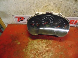06 05 Saab 9-2 92x speedometer instrument gauge cluster - $34.64