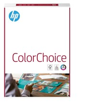 HP Color Choice 500/A4/210x297 printing paper A4 (210x297 mm) 500 sheets White - $30.52