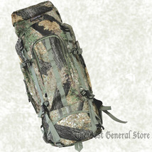 """Large 32"""" Forest Tree Camo Water Repellent Mountaineers Backpack Hunting... - $61.99"""