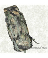 "Large 32"" Forest Tree Camo Water Repellent Mountaineers Backpack Hunting... - $61.99"