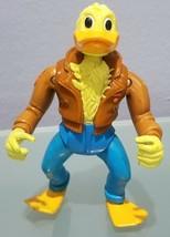 N)1988 Teenage Mutant Ninja Turtles Ace Duck Action Figure Playmates Toy... - $9.89
