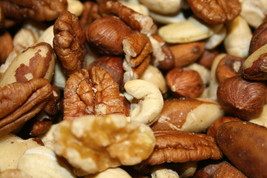 Mixed Nuts Deluxe Raw Unsalted, 5LBS - $50.42