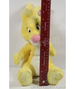 "Disney Store 9"" Small Yellow Rabbit Stuffed Plush Toy Winnie the Pooh Fr... - $8.90"