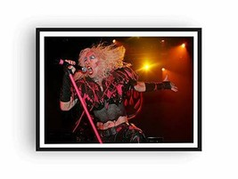 "Dee Snider Poster 13x19"" Twisted Sister - $14.22"