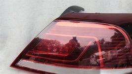 13-17 VW Volkswagen CC LED Tail Light Lamp Passenger Right RH image 3