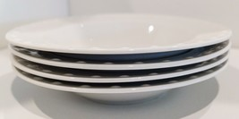 """Oneida Casual Settings Pearls White Soup Bowls  8 7/8"""" (Set of 4) - $19.00"""