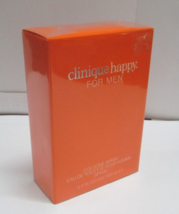 Clinique Happy For Men EDC Eau de Cologne 100ml 3.4 oz BRAND NEW & 100% ... - $44.49