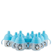 Philips Avent My Little Sippy Cup Teal 9 Ct 9 oz  - $49.55