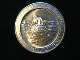 Apollo 11 Aldrin Armstrong Collins Moon landing token coin  FREE SHIP US... - $9.95