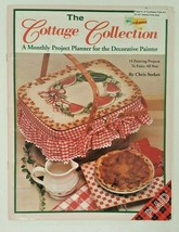 Cottage Collection Book Monthly Project Planner Decorative Painter Tole ... - $19.79
