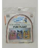 Disney World Wet Set Pool Toy Inflatible Float Donald Duck VTG 80s 1983 ... - $39.59