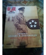 gi joe classic edition history cammanders edition general dwight d. eise... - $57.99