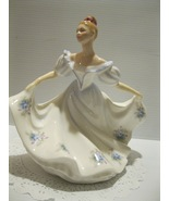 ROYAL DOULTON figurine - KATHY - HN3305 - 7 1/4 in high - 1990 in original box - $75.00