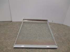 Kenmore Frig. Glass Shelf (Brown LINES/SCRATCHES) Part# WR71X1793 WR32X0995 - $40.00