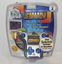 Jakks Pacific Plug N Play Tv Games Jeopardy Nip - $23.38