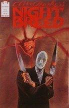 Clive Barker's Night Breed #1 (1990 Ser.) [Comic] Alan Grant; John Wagner and Ji - $5.79