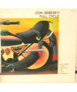 Don Sebesky: Full Cycle LP Record Album, 1984 GNPS 2164 SEALED MINT - $24.18