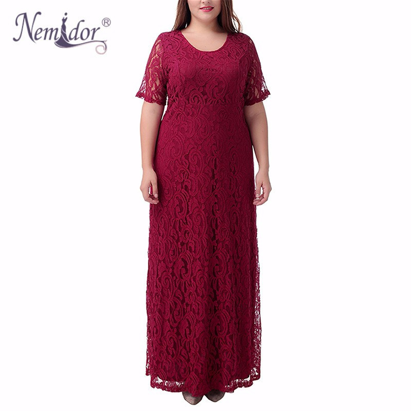 Lace maxi Dresses at Bling Brides Bouquet- Online Bridal Store image 2