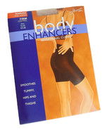 Body Enhancers Shaper Tummy Hips Thighs Seamless with Firm Control Nude ... - $9.95