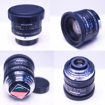 Computar High Quality Camera Lens C-Mount 8.5mm Fixed Focal Lens - M8513 - $58.88