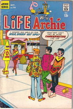 Life With Archie Comic Book #78, Archie 1968 GOOD+ - $7.61