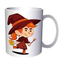 Scary Halloween Pumpkin 11oz Mug q164 - $203,52 MXN