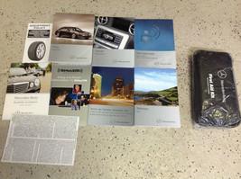 2012 Mercedes Benz Clase E Operadores Propietario Owner Manual Oem con F... - $98.93