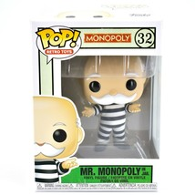 Funko Pop! Retro Toys Mr. Monopoly in Jail #32 Vinyl Figure