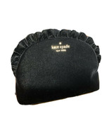 Kate spade new york Briar Lane Samt M Rüschen Cosmetic Bag Hülle Neu! Etikett - $37.68
