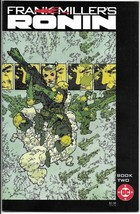 Frank Miller's Ronin Comic Book #2 DC Comics 1983 VERY FINE/NEAR MINT NE... - $10.69